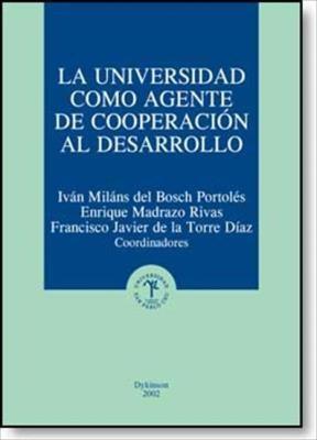 E-book La Universidad Como Agente De Cooperación Al Desarrollo