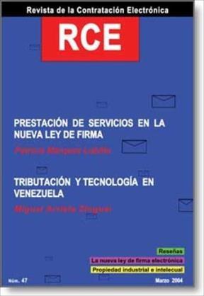 E-book Rce 47 Marzo 2004