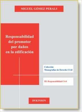 E-book Responsabilidad Del Promotor Por Daños En La Edificación