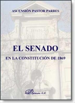 E-book El Senado En La Constitución De 1869
