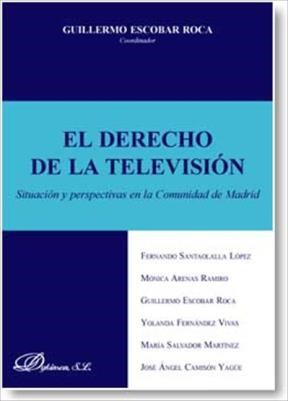 E-book El Derecho De La Televisión