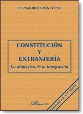 E-book Constitución Y Extranjería - Ayuda