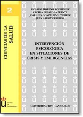 E-book Intervención Psicológica En Situaciones De Crisis Y Emergencia