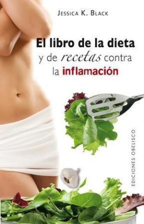 Papel El Libro De La Dieta Y De Recetas Contra La Inflamacion