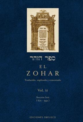Libro Xi. El Zohar  Seccion Itro ( 67 A - 94 A )