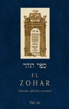 Libro Xii. El Zohar  Seccion Mishpatim ( 94 A - 126 A )