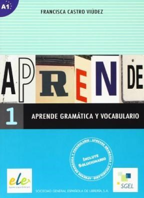 Papel Aprende Gramatica Y Vocabulario 1 (Spanish Edition)