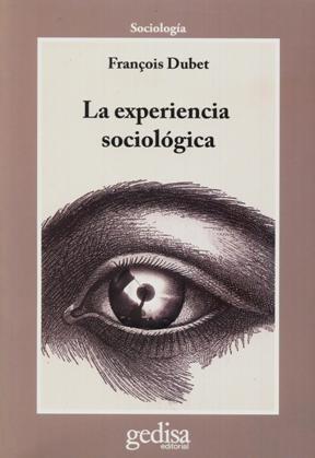 Papel LA EXPERIENCIA SOCIOLOGICA