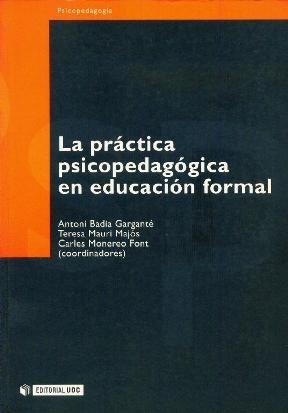 Papel LA PRACTICA PSICOPEDAGOGICA EN EDUCACION FORMAL