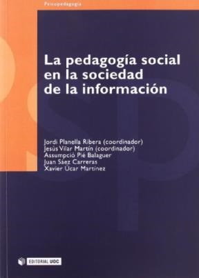 Papel LA PEDAGOGIA SOCIAL EN LA SOCIEDAD DE LA INFORMACION
