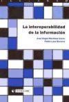 Papel La interoperabilidad de la información