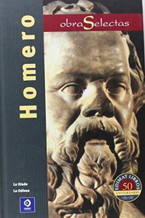 Libro Iliada  Odisea