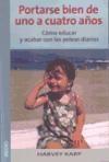 Libro Portarse Bien De Uno A Cuatro Años