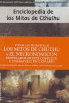 Papel Enciclopedia De Los Mitos De Cthulhu