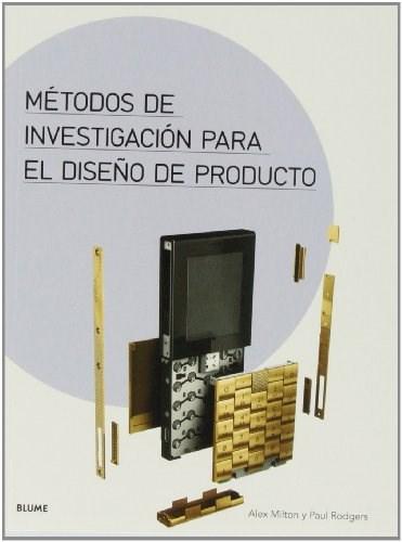 LIBRO METODOS DE INVESTIGACION PARA EL DISEÑO