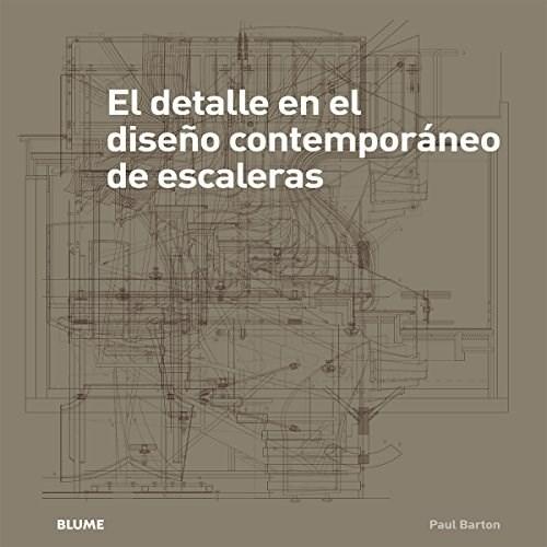 Libro Detalle En El Diseño Contemporaneo De Escaleras