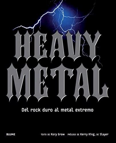 Libro Heavy Metal