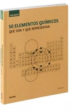 Libro 50 Elementos Quimicos