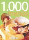 Papel 1000 Menus Verde