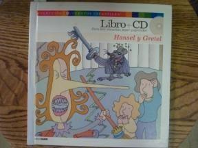 Papel Hansel Y Gretel Libro + Cd
