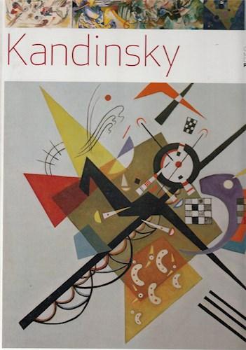 Papel Kandinsky Grandes Maestros De La Pintura