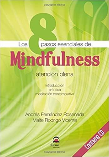 Libro Los 8 Pasos Esenciales De Mindfulness C/Cd