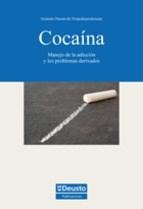 Papel COCAINA. MANEJO DE LA ADICCION Y LOS PROBLEMAS DERIVADOS