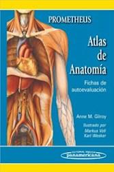Papel Prometheus. Fichas De Autoevaluación, Atlas De Anatomia