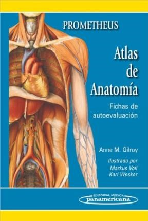 Papel Prometheus. Atlas de Anatomía