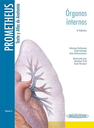 Papel Prometheus. Texto y Atlas de Anatomía