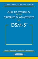 Papel Dsm-5. Guía De Consulta De Los Criterios Diagnósticos Del Dsm-5