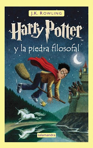 Papel Harry Potter 1 Y La Piedra Filosofal Td