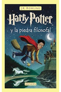 Papel Harry Potter 1 - Y La Piedra Filosofal (Tapa Dura)