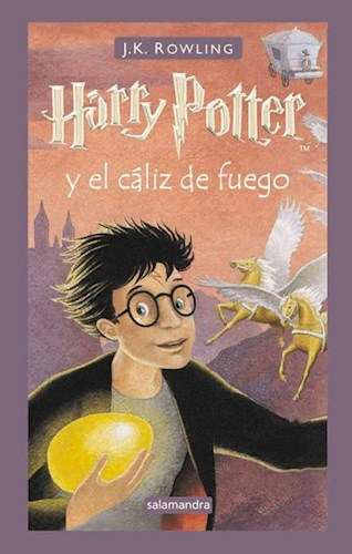 Papel Harry Potter 4 Y El Caliz De Fuego Td