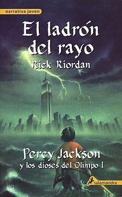 Papel Percy Jackson Y Los Dioses Del Olimpo I - El Ladron Del Rayo