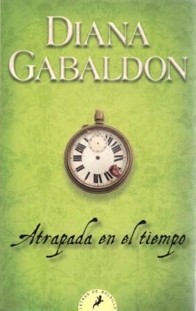 Papel ATRAPADA EN EL TIEMPO [SAGA OUTLANDER 2] (COLECCION LETRAS DE BOLSILLO)