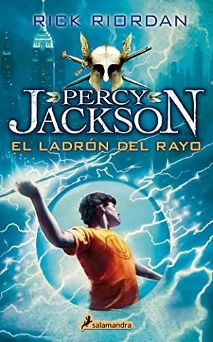 Papel Percy Jackson El Ladron Del Rayo 1