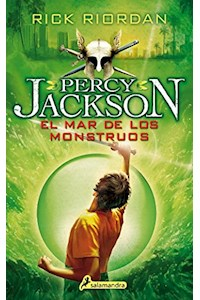 Papel Percy Jackson 2 - El Mar De Los Monstruos (14+)