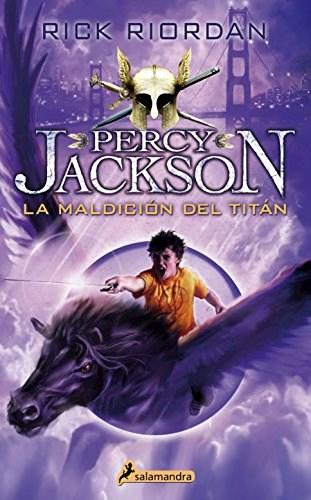 Papel Percy Jackson La Maldicion Del Titan 3