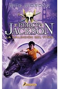 Papel Percy Jackson 3 - La Maldicion Del Titan