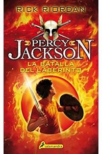 Papel Percy Jackson 4 -  La Batalla Del Laberinto