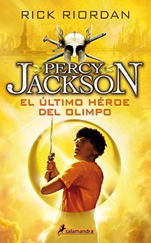 Papel Percy Jackson El Ultimo Heroe Del Olimpo