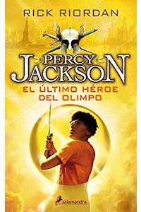 Papel Percy Jackson 5 - El Ultimo Heroe Del Olimpo