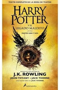 Papel Harry Potter 8 - Y El Legado Maldito