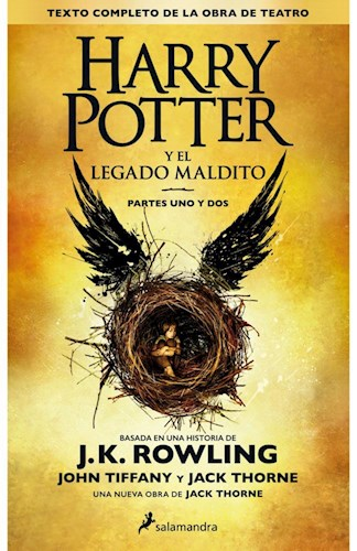 Papel Harry Potter Y El Legado Maldito