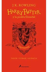 Papel Harry Potter 1 - Y La Piedra Filosofal (Gryffindor)