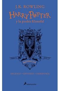 Papel Harry Potter 1 - Y La Piedra Filosofal (Ravenclaw)