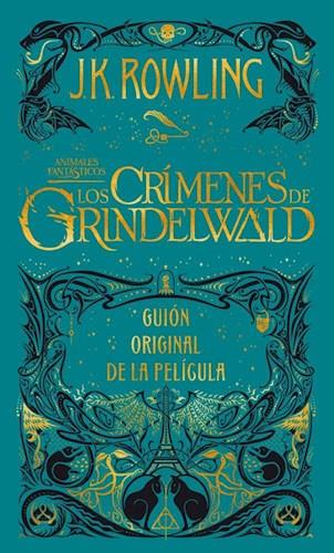 Libro Los Crimenes De Grindelwald