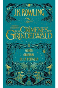 Papel Los Crímenes De Grindelwald