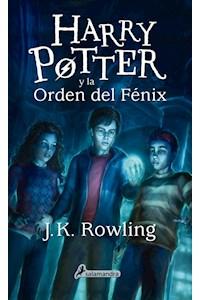 Papel Harry Potter 5 - Y La Orden Del Fénix